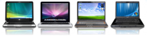 Free Laptops - Pavilion vs Satellite vs Macbook