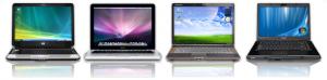 Free Laptops - Pavilion vs Satellite vs Macbook